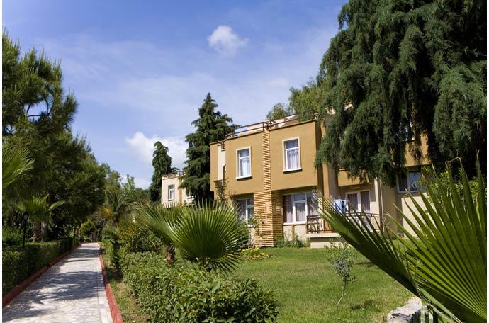 Flora haven & Flora værelser