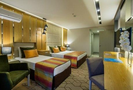 Deluxe værelse